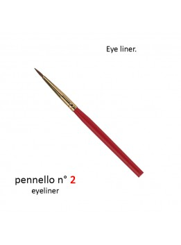 Pennello 02 eye liner