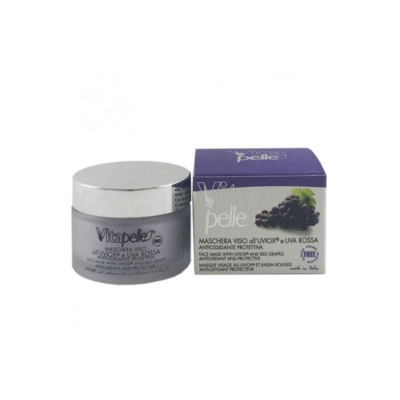 Crema viso all'UVIOX® e Uva Rossa - 50ml