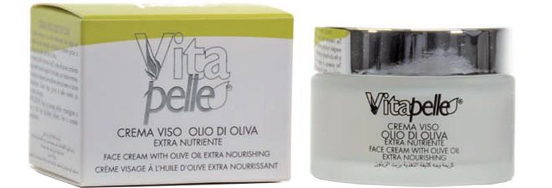 Crema Viso Olio di Oliva