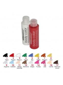 Body color cerone idrosolubile