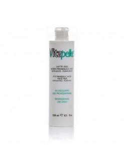 Latte detergente viso Acido Mandelico - 10%