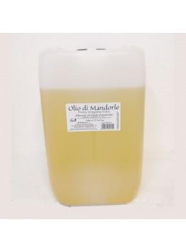Olio di mandorle - 5000 Ml