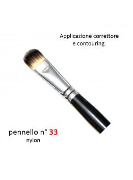 Pennello 33 nylon
