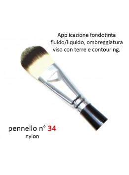 Pennello 34 nylon